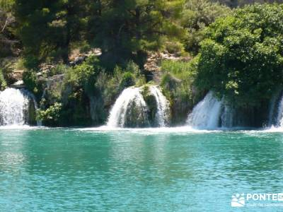 Lagunas de Ruidera;grupo de senderismo singles senderismo excursiones de senderismo